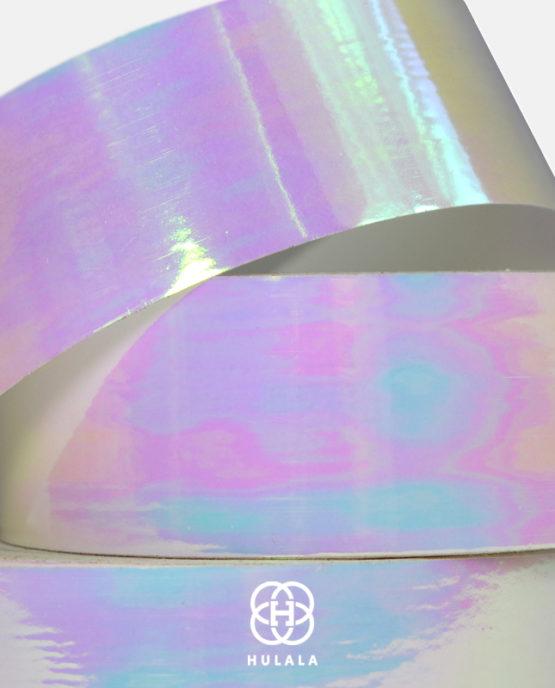 taśma do hula hoop transparentna kameleon