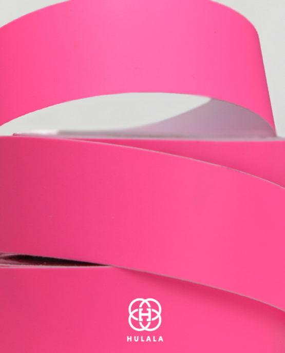 taśma do hula hop fluo pink