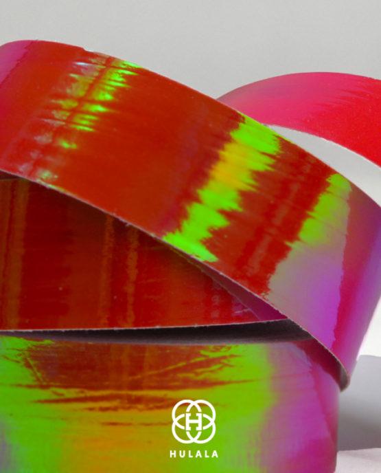 taśma do hula hop kameleon czerwona