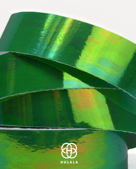 taśma do hula hop kameleon zielona2
