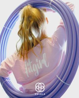 Hula Hoop Polypro Violet Blue3