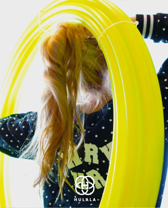 Hula Hop Polipro UV Yellow2