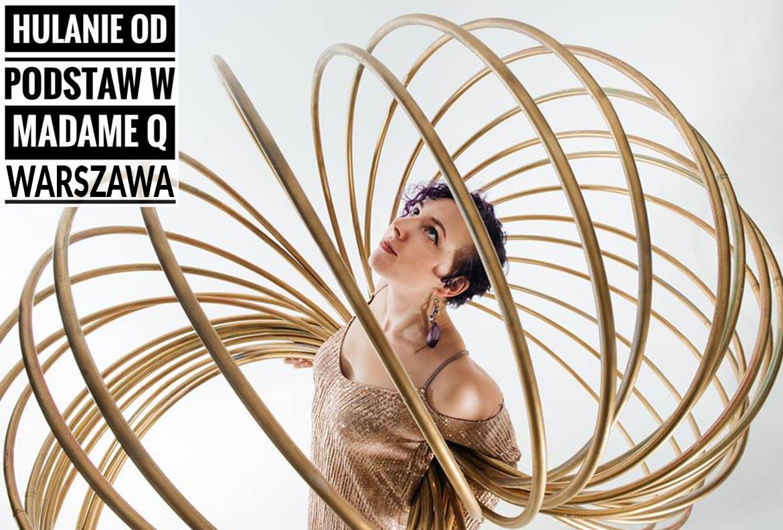 Regularne zajecia z Hula Hoop w Warszawaie - Emilia-Pieskiewicz